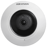 5 Мп IP-камера Hikvision DS-2CD2955FWD-I с fisheye-объективом, EXIR-подсветкой 8 м