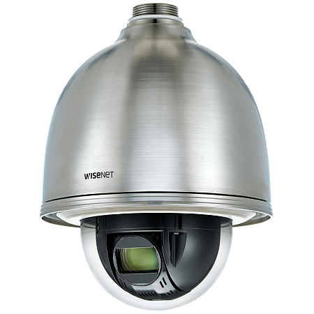 Уличная IP Speed Dome камера Wisenet XNP-6320HS, WDR 150 дБ, вариообъектив
