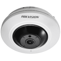 3 Мп IP-камера Hikvision DS-2CD2935FWD-I с fisheye-объективом, EXIR-подсветкой 8 м